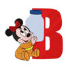 Mickey Mouse letter B Bottle
