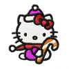 Hello Kitty Christmas 1