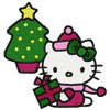 Hello Kitty Christmas 2