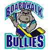 Atlantick City Boardwalk Bullies logo machine embroidery design