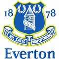 Everton Football Club machine embroidery design