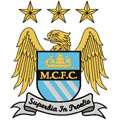 Manchester City Football Club logo machine embroidery design