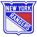 New York Rangers logo machine embroidery design