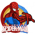 The Amazing Spiderman machine embroidery design