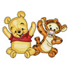 Baby pooh and baby tiger 3