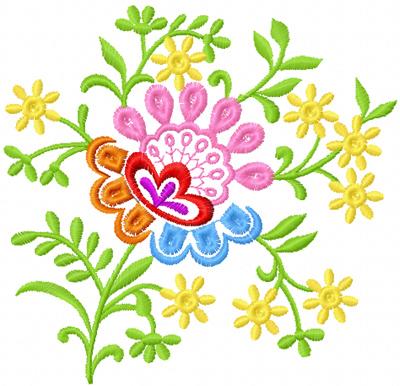 Free Flower Machine Embroidery Design News Free Machine