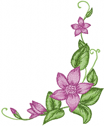 Flowers element free machine embroidery design flower element 6 free embroidery design machine embroidery design altavistaventures Images