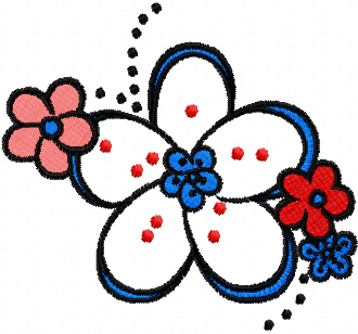 Free Simple Flower Embroidery Patterns Flowers Healthy