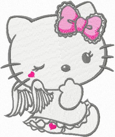 angel hello kitty -#main