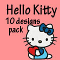 Hello Kitty Pack 2 - 20 files