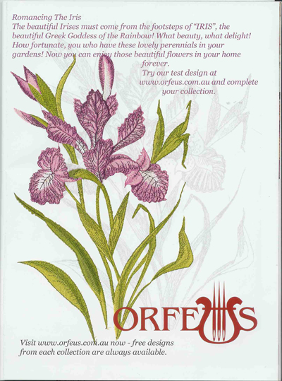 iris embroidery design igor denisov digitizer