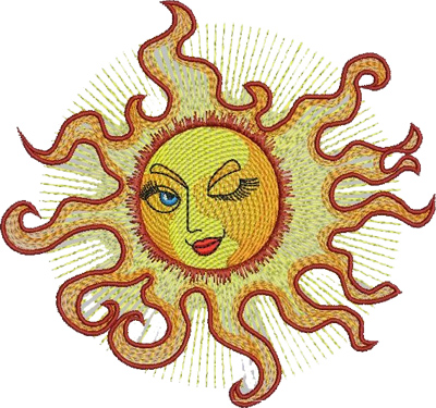 Good Sun free machine embroidery design for quilt and decoration : free quilt embroidery designs - Adamdwight.com