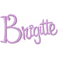 Petshop Brigitte machine embroidery design