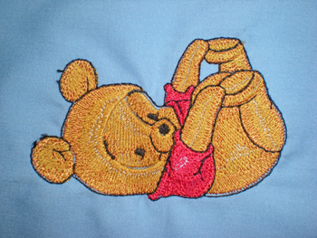 make a perfect gift to newborns with baby machine embroidery designs