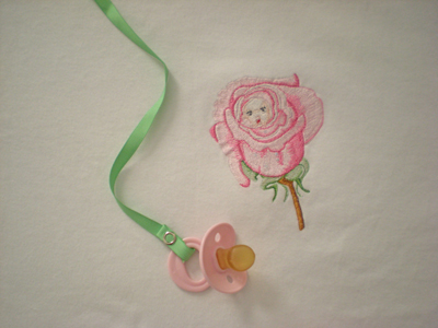 flower baby free may gibbs embroidery collection
