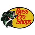 Bass Pro Shops logo machine embroidery design