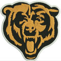 Chicago Bears logo 4 machine embroidery design