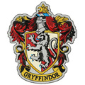 Gryffindor logo machine embroidery design