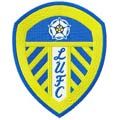Leeds United logo embroidery design