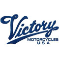 Victory motocycles logo machine embroidery design