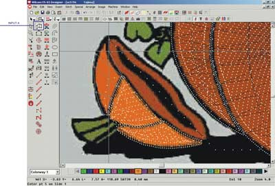 how to digitize an image for embroidery for free